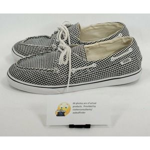 Vans Off the Wall Casual Boat Shoe